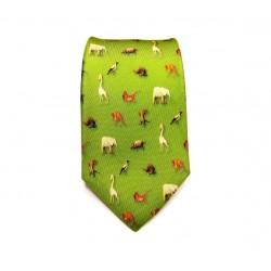 Cravates soie : Bosh - Le jardin des délices