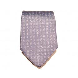Cravate soie : Calligraphie Chinoise