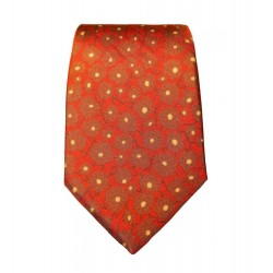 Cravate Ruhlmann - Dessin textile