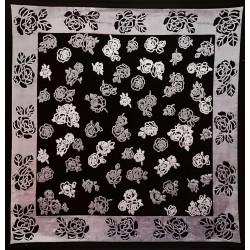 Dufy - Doubles roses Argent