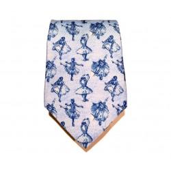 Cravate soie : Degas - Ballerines