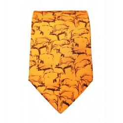 Cravate soie fabriquée en France : Préhistoire
