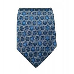 Cravate en soie tissée Rvah