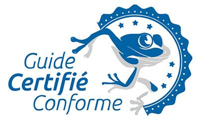 Guide certifié conforme